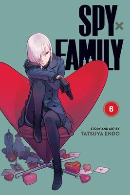 Spy x Family, Vol. 6 Cover Image