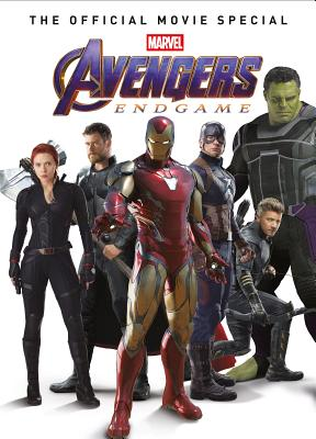 Marvel's Avengers Endgame: The Official Movie Special Book Cover Image