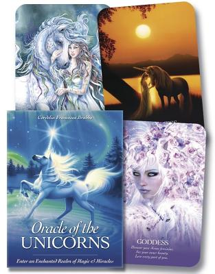 Oracle of the Unicorns: Enter an Enchanted Realm of Magic and Miracles Cover Image