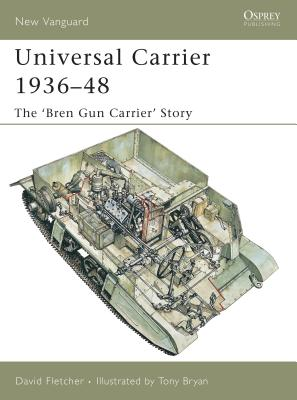 Universal Carrier 1936-48 Cover