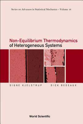 Cover for Non-Equilibrium Thermodynamics of Heterogeneous Systems