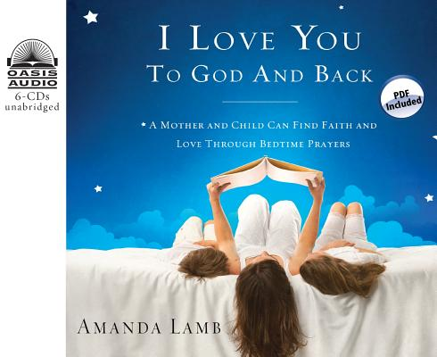 I Love You to God and Back Cover