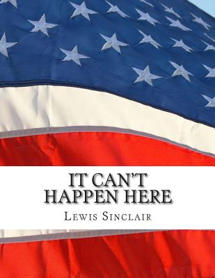 It Can't Happen Here Cover Image