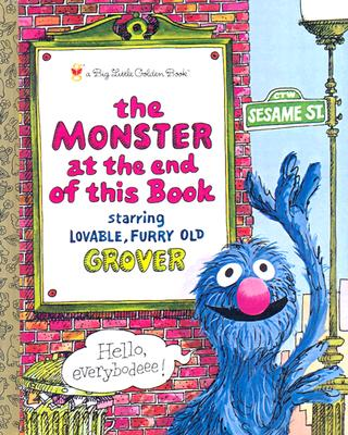The Monster at the End of This Book Cover Image