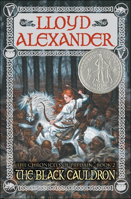 The Black Cauldron (Chronicles of Prydain #2) Cover Image