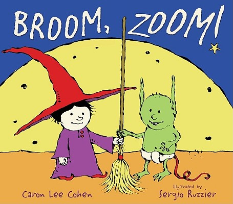 Broom, Zoom! Cover