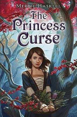 The Princess Curse Cover