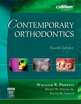 Contemporary Orthodontics E-Dition: Text with Continually Updated Online Reference Cover Image