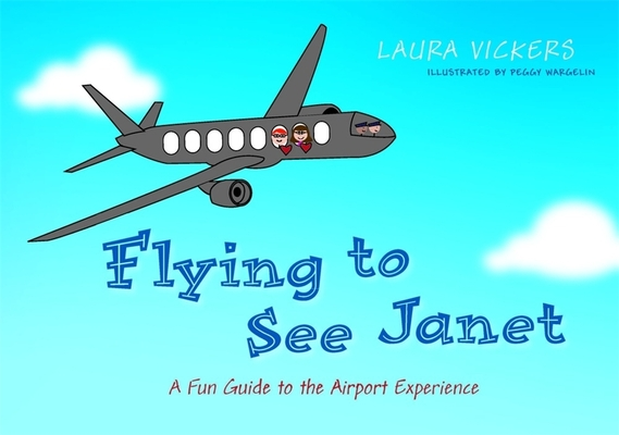 Flying to See Janet Cover