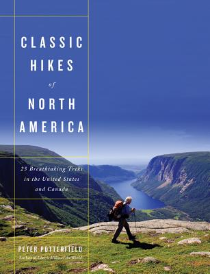 Classic Hikes of North America Cover