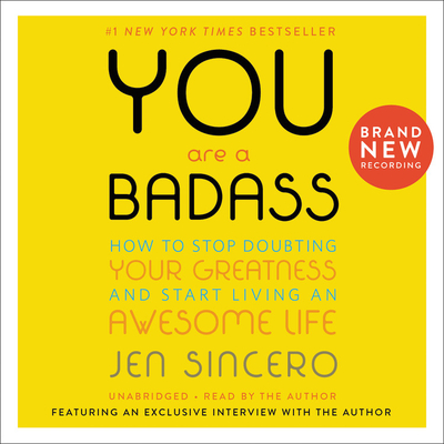 You Are a Badass¿: How to Stop Doubting Your Greatness and Start Living an Awesome Life Cover Image