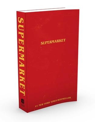 Supermarket book cover