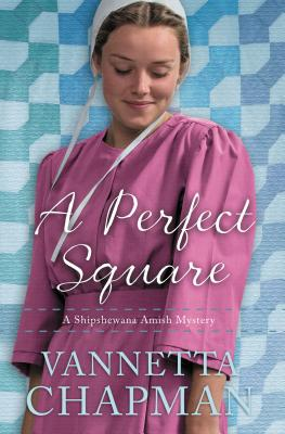 A Perfect Square (Shipshewana Amish Mystery #2) Cover Image