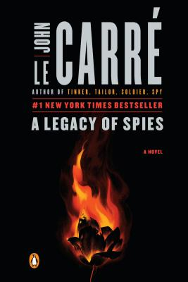 Legacy of Spies cover image