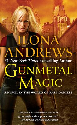 Gunmetal Magic Cover