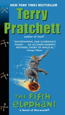 The Fifth Elephant: A Novel of Discworld Cover Image