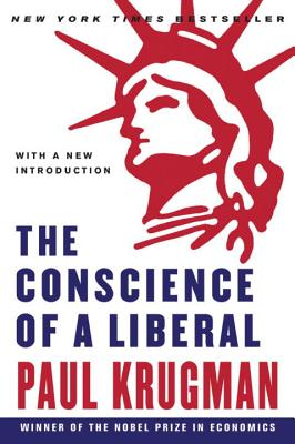 The Conscience of a Liberal Cover
