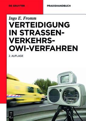 Verteidigung in Strassenverkehrs-Owi-Verfahren Cover Image