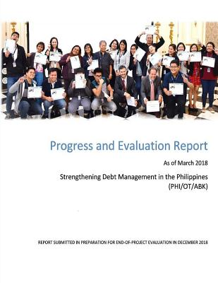 Progress and Evaluation Report: : Strengthening Debt Management in the Philippines Cover Image
