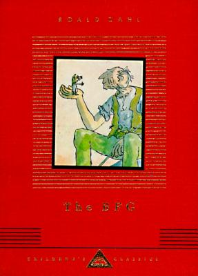 The BFG (Everyman's Library Children's Classics Series) Cover Image