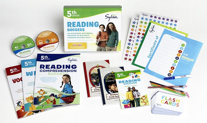 Fifth Grade Reading Success Cover