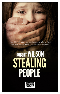 Stealing People Cover Image