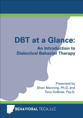 DBT at a Glance: An Introduction to Dialectical Behavior Therapy Cover Image
