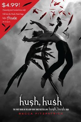 Hush, Hush Cover Image