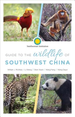 Cover for Guide to the Wildlife of Southwest China