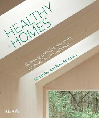 Healthy Homes: Designing with Light and Air for Sustainability and Wellbeing Cover Image