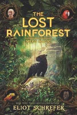 The Lost Rainforest #1: Mez's Magic Cover Image