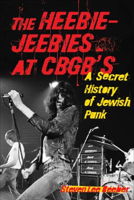 The Heebie-Jeebies at CBGB's Cover