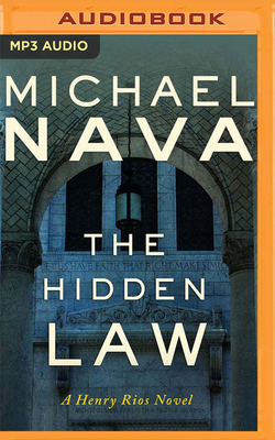 The Hidden Law: A Henry Rios Novel (Henry Rios Mysteries #5) Cover Image