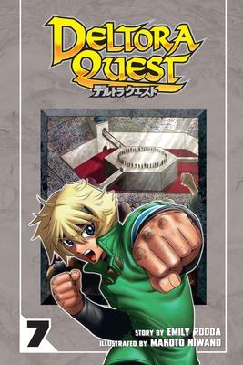 Deltora Quest, Volume 7 Cover