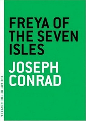 Freya of the Seven Isles Cover Image
