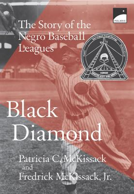 Black Diamond: The Story of the Negro Baseball Leagues Cover Image