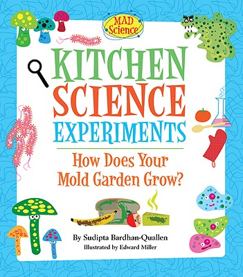 Kitchen Science Experiments Cover