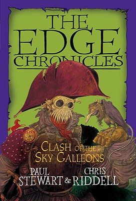 Clash of the Sky Galleons Cover