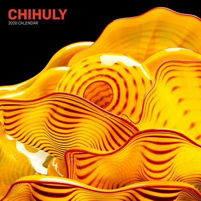 Chihuly 2020 Wall Calendar Cover Image