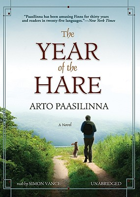The Year of the Hare Cover