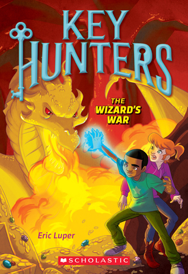The Wizard's War (Key Hunters #4) Cover Image