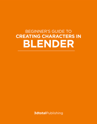 Cover for Beginner's Guide to Creating Characters in Blender