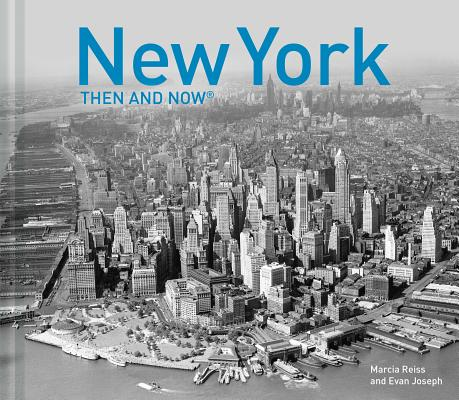 New York Then and Now®: Compact Edition Cover Image