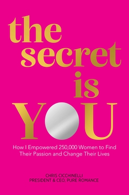 secret is you book cover