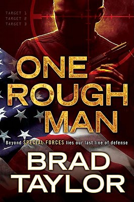 One Rough Man: A Pike Logan Thriller Cover Image