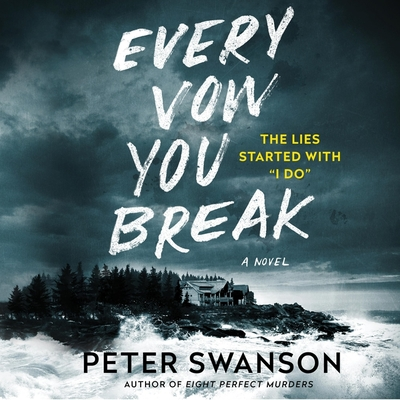 Every Vow You Break Lib/E Cover Image