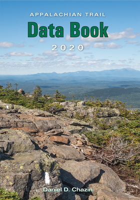 Appalachian Trail Data Book — 2020 Cover Image