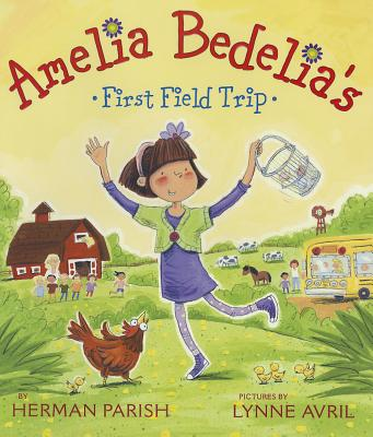 Amelia Bedelia's First Field Trip Cover