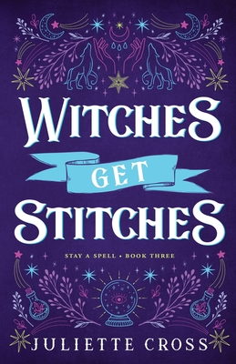 Witches Get Stitches Cover Image