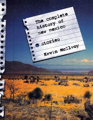 The Complete History of New Mexico Cover